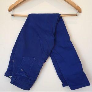 Rag & Bone blue jeggings